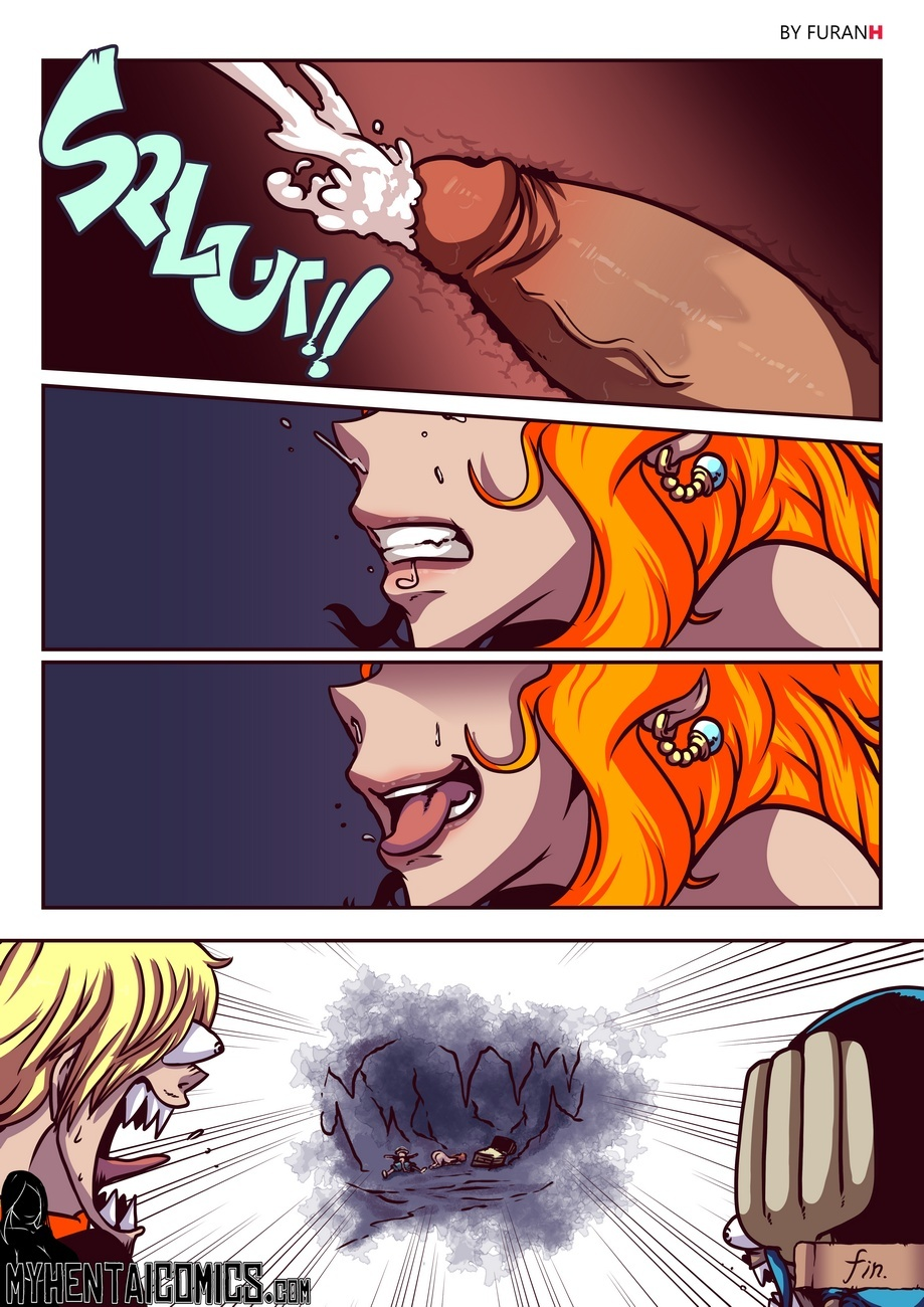 One Piece - Golden Training