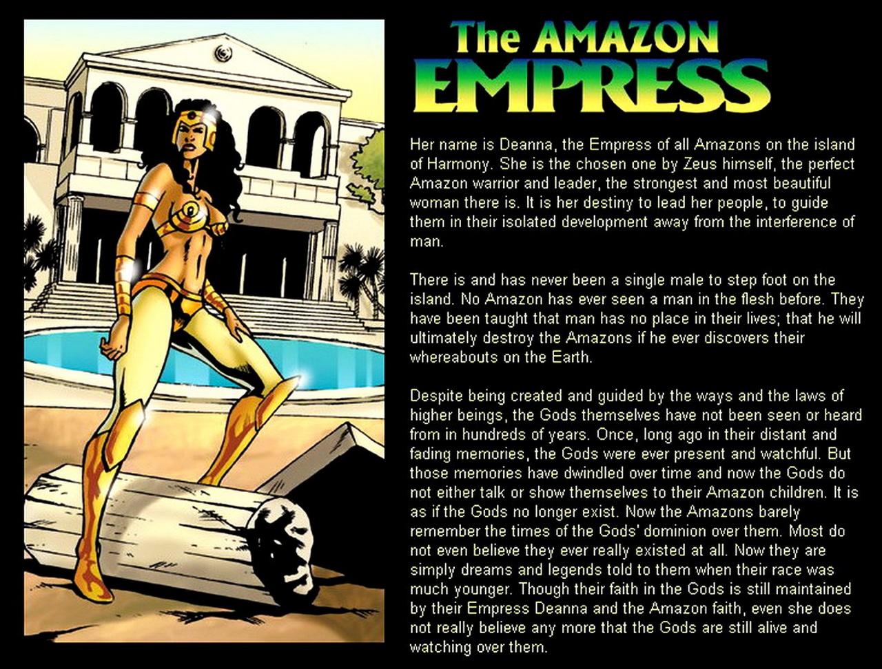 The Amazon Empress