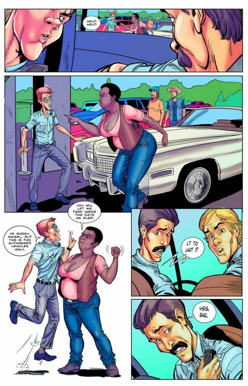 The Origin Of Super Bimbo - part 2