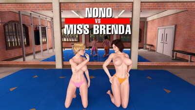 H-snack – Nono vs Miss Brenda