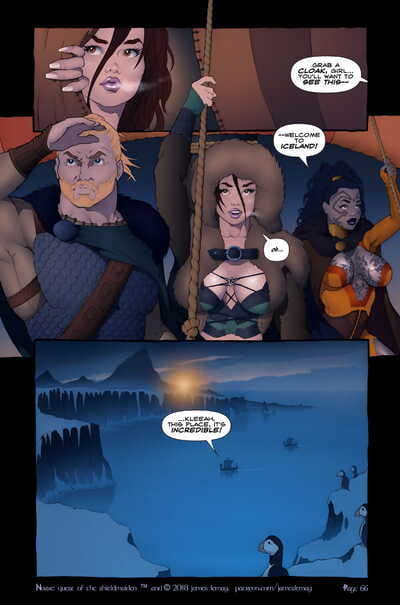 Norse - Quest of The Shield Maiden. - part 4