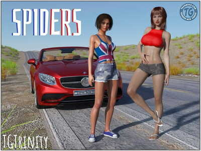 TGTrinity – Spiders