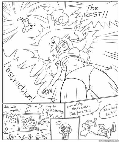 Kirby vs Jigglypuff