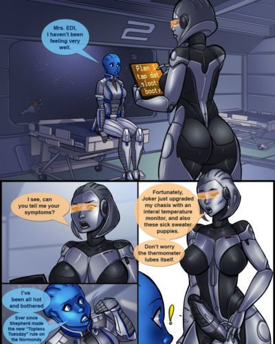 [Shia] Ass in Effect (Mass Effect)