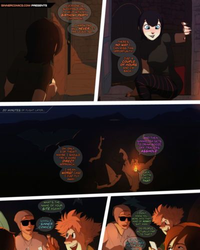 [Sillygirl] Beyond the Hotel (Hotel Transylvania)