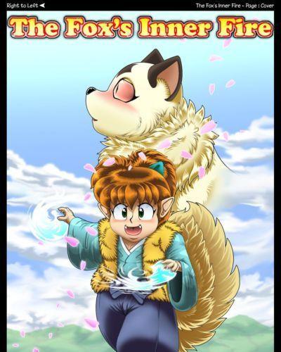 [Kitsune Youkai] The Fox\