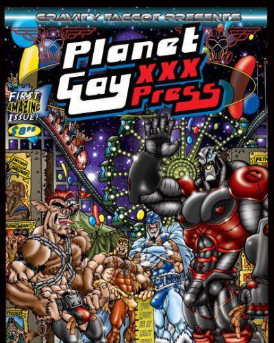 Planet Gay XXX Press