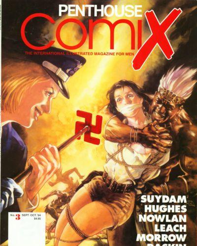 Penthouse Comix Vol. 03