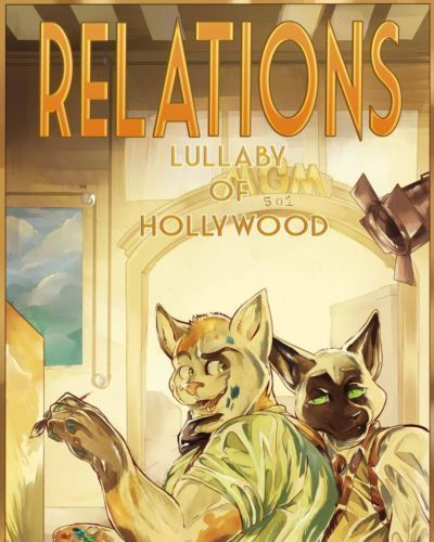 [Captain Nikko] Relations (ch1 + ch2 + extras)