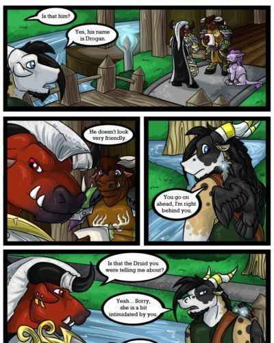 [Amocin] Druids (World of Warcraft) [On-Going] update 29-2-2016 - part 4