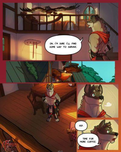 [Sefeiren] No Harm No Fowl (In Progress) - part 4