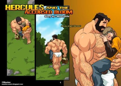 Hercules and the Accursed Bloom