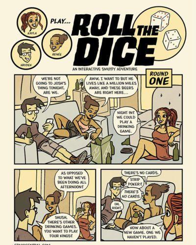 [Eddie Monotone] Roll The Dice