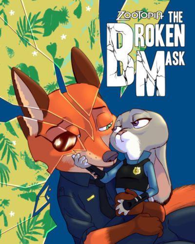 [Akiric/Kulkum] The Broken Mask (Zootopia)