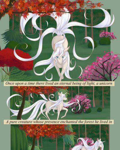 [Snow-shine] Magical Unicorn Sex Adventure [Ongoing]