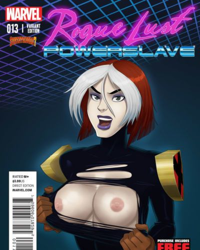 [SunsetRiders7] Rogue Lust: Powerslave (X-Men: Evolution) [Ongoing]