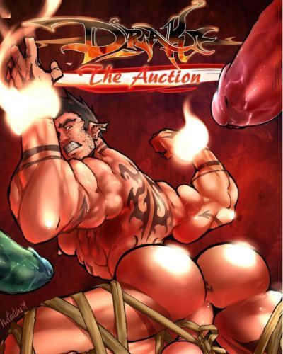 Drake-The Auction [Hotcha] [Gay] [Studs] [Muscles] [Class Comics]