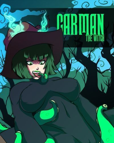 [Furanh] Carman The Witch [Ongoing]
