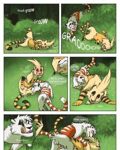 [Felinar] Mating Season