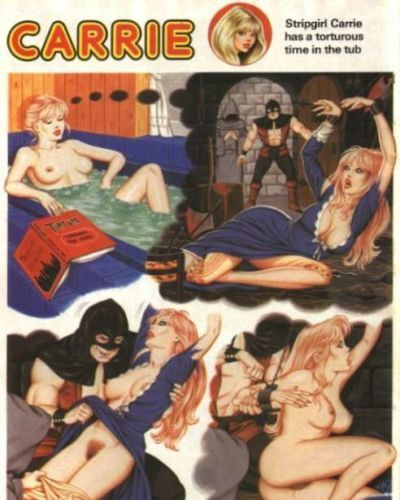 Carrie Carton Girl Strip Complete 1972-1988 - part 13