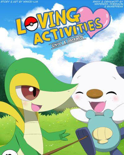 [Winick Lim] Loving Activities (Pokemon) [Ongoing]