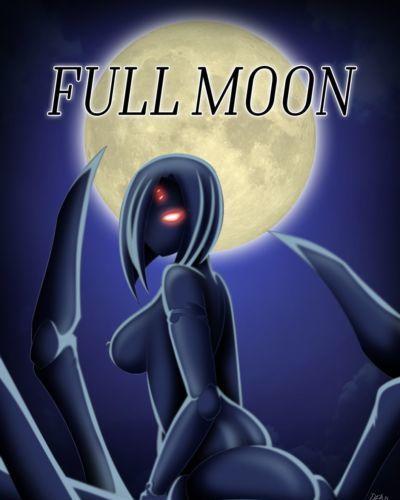 [DankoDeadZone] Full Moon (Monster Musume no Iru Nichijou)
