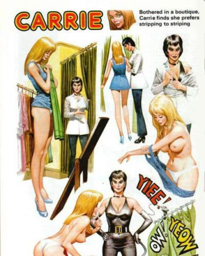 Carrie Carton Girl Strip Complete 1972-1988 - part 2