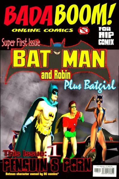 batman und Robin 1