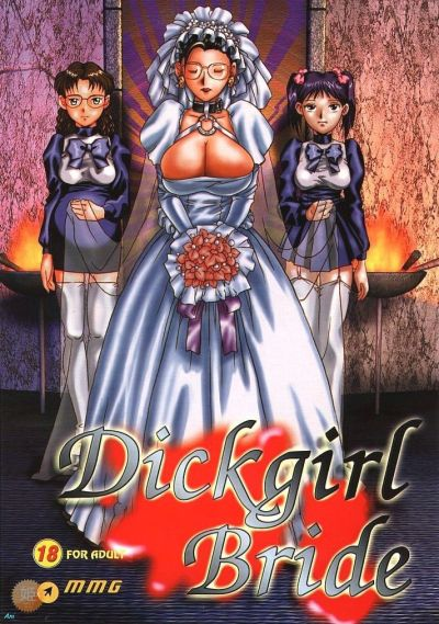 Dickgirl Bride- Hentai
