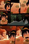 [Sillygirl] Toph vs. Ty Lee (Avatar The Last Airbender)