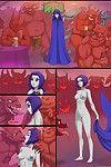 [Flick] Raven Comic: Just for fun (Teen Titans)