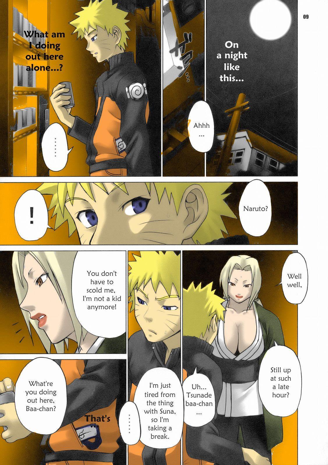 Naruto Hentai M